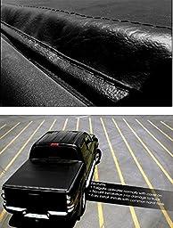 Roll-Up Soft Tonneau Cover 02-08/09 DODGE RAM 1500 2500 3500 6.5ft 78\