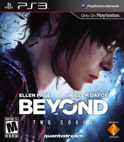 Price comparison product image PLAYSTATION 3 PS3 GAME BEYOND TWO SOULS BRAND NEW & FACTORY SEALED