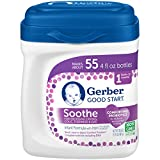 Gerber Good Start Infant Formula Stage 1 Soothe Non-GMO Powder Infant Formula, 30.6 Ounce