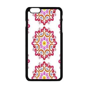 Flower Lace Floral Black iPhone plus 6 case