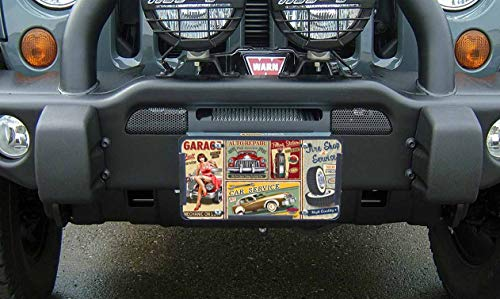License-Plate-Crown-License-Plate
