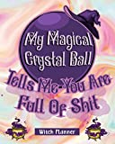 My Magical Crystal Ball Tells Me You Are Full Of