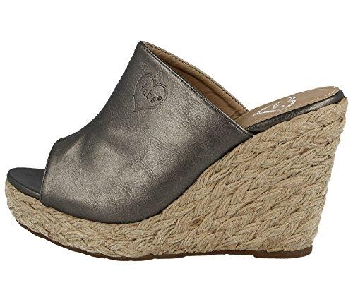 pour Femme Foster Étain Sandales Footwear wXE0qP0