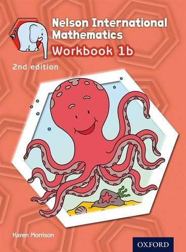 Nelson International Mathematics 2nd edition Workbook 1b (OP PRIMARY SUPPLEMENTARY COURSES)