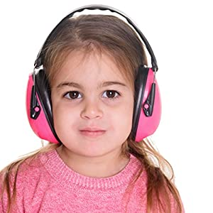Hearing Protection for Kids & Adults, Earmuffs : Keep Your Toddlers Ears Safe. Absolute Noise Cancelling Headphones. Baby, Toddler & Infant Airplane Ear Muffs, Newborns Sound Blocking Earphones