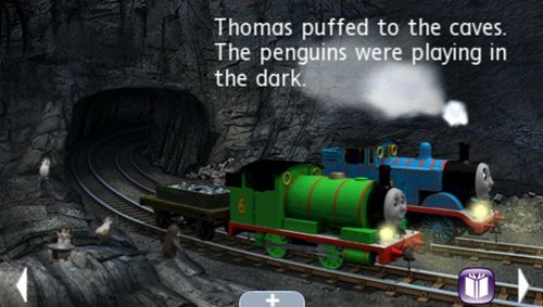LeapFrog LeapPad Ultra eBook Adventure Builder: Thomas and Friends: The Great Penguin Rescue (works with all LeapPad tablets) by LeapFrog (Image #4)