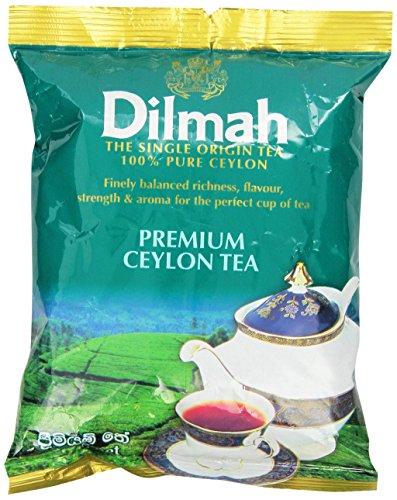 Price comparison product image Dilmah Premium Single Origin Ceylon Tea Pillow Pack,  7.05 Ounce