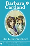 The Little Pretender by Barbara Cartland front cover