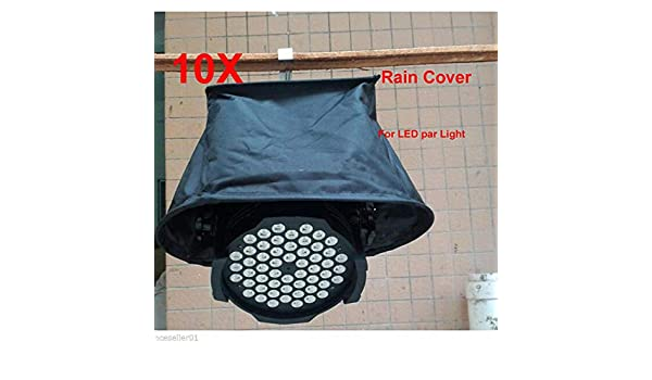 19 54x3w Led Par Light Rain Cover Waterproof Stage Lighting Umbrella Parled Stage Pub Club Lounge Salon Party Wedding Lights Lights & Lighting