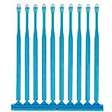 Fencia Dental Refill Bonding Stick Adhesive Rods Teeth Crowns Applicator 20Pcs Blue