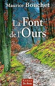 La Font de l'Ours par Maurice Bouchet