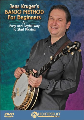 DVD : Joel Landsberg - Banjo Method for Beginners (Full Frame)