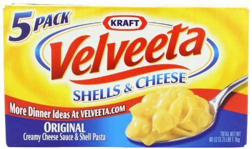 : Velveeta Shells and Cheese