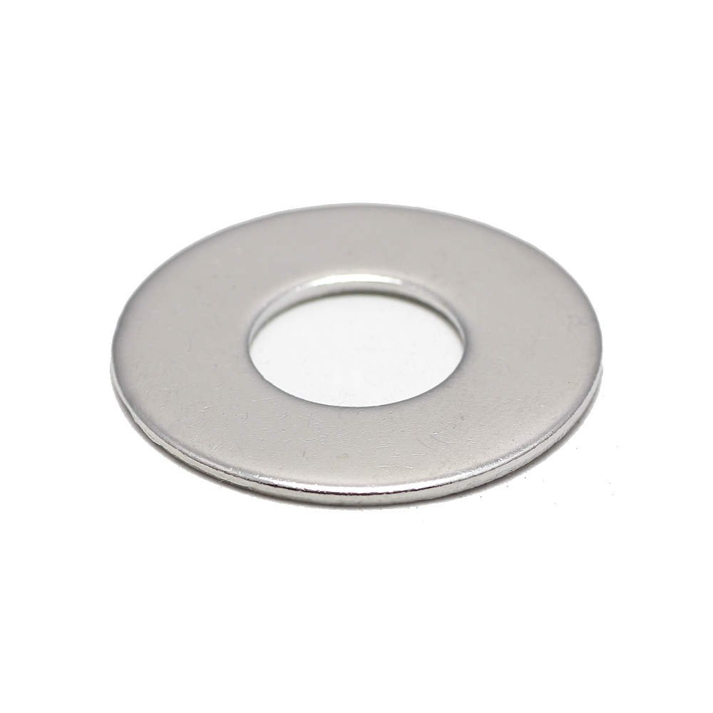 1//2 inch Standard FOREVERBOLT FB3FLWASH12SODS2P25 SAE Flat Washer 316 Stainless Steel PK 25 Finish NL-19