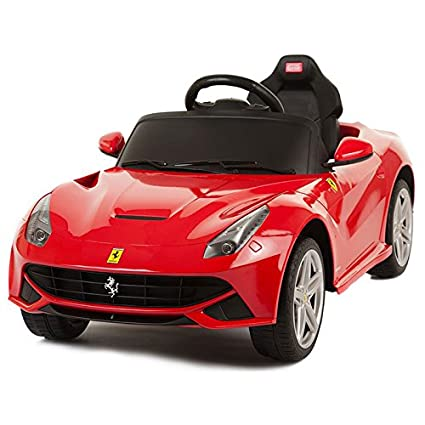 Ferrari Fv Battery Operated Remote Controlled Ride On Car