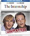 Cover Image for 'The Internship (Blu-ray Combo Pack)'