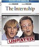 The Internship (Blu-ray + DVD + Digital HD with UltraViolet)