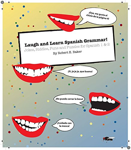 Amazon.com: Laugh & Learn Spanish Grammar! Book: Toys & Games