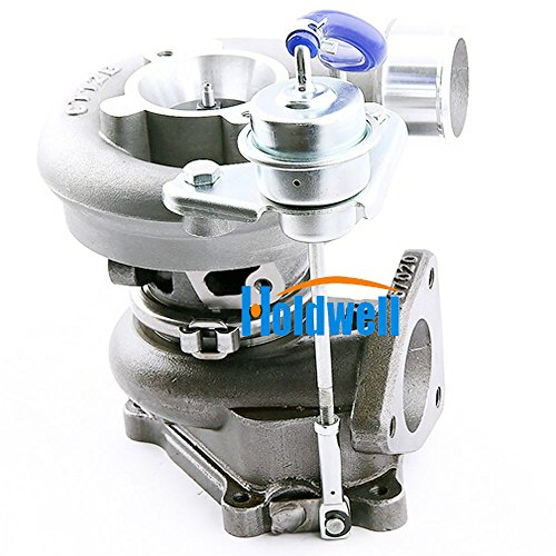Holdwell Turbocharger 17201-67010 for Toyota Hilux Land Cruiser 3.0L 1KZ-T 1KZ-TE CT12B