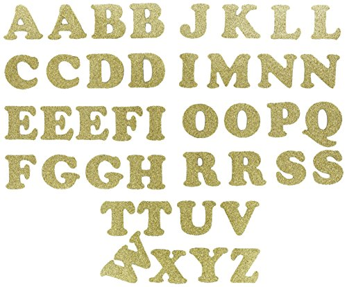 - Dritz Iron-On Letters 1-1/4