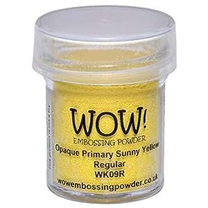 Wow Embossing Powder WOW! Embossing Powder, 15ml, Sunny Yellow