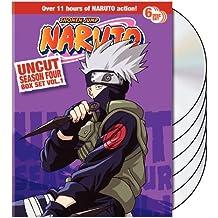 Naruto Uncut Box Set: Season 4, Vol. 1
