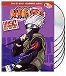Naruto Uncut: Season 4, Box Set 1 (ep...