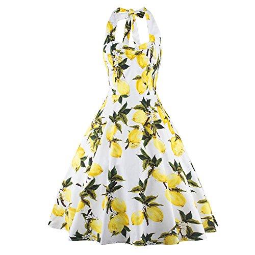 1950 halter neck dress patterns - 9