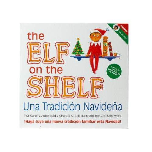 Elf On The Shelf Boys Una Tradicin Navidea Toy