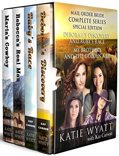 Complete Series Special Edition Deborah's Discovery Ruby's Race Plus  My Brothers and The Golden -