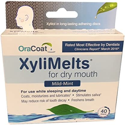 XyliMelts Discs Mouth Mints pack product image