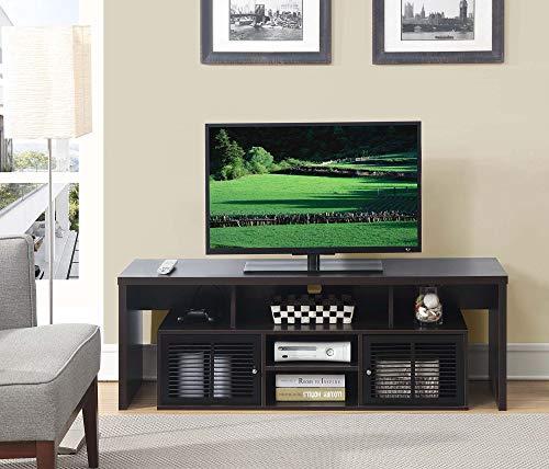Convenience Concepts 151394ES Lexington TV Stand, 60-Inch, Espresso,