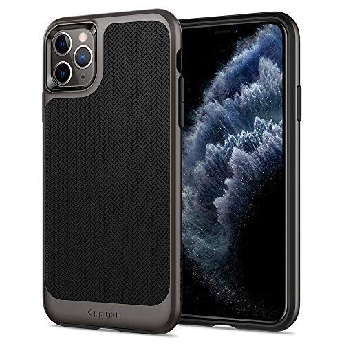 Spigen Neo Hybrid Designed for iPhone 11 Pro Max Case (2019) - Gunmetal