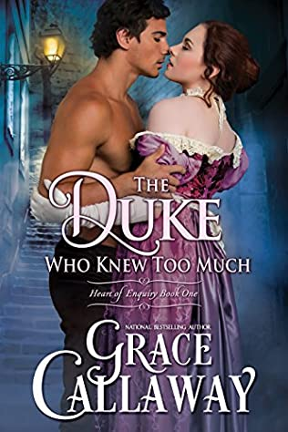 book cover of The Duke Who Knew Too Much