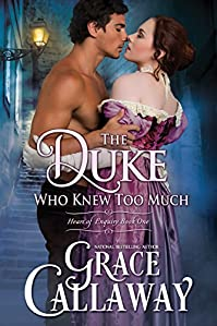 The Duke Who Knew Too Much by Grace Callaway ebook deal