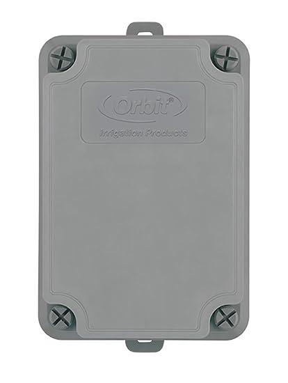 Orbit 57009 Sprinkler System 1 or 2 Horsepower Pump Start Relay on