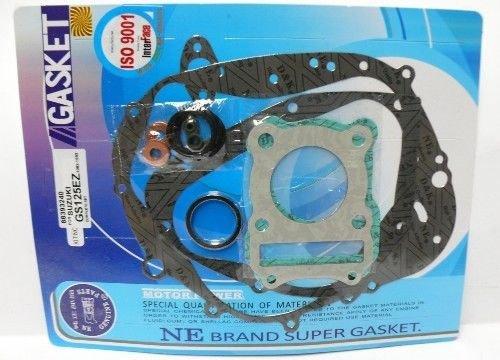 KR Engine Gasket Set Complete Gasket Set Suzuki GS 125 E, S, SU italyracing 88260112