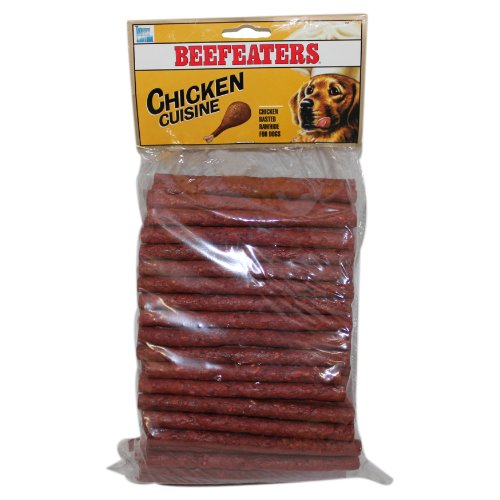 Beefeaters Chicken Stix, 150-Pack, 5-Inch, My Pet Supplies