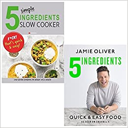 5 Simple Ingredients Slow Cooker And 5 Ingredients Quick