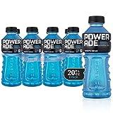 POWERADE, Electrolyte Enhanced Sports Drinks w/ vitamins, Mountain Berry Blast, 20 fl oz, 8 Pack Larger Image