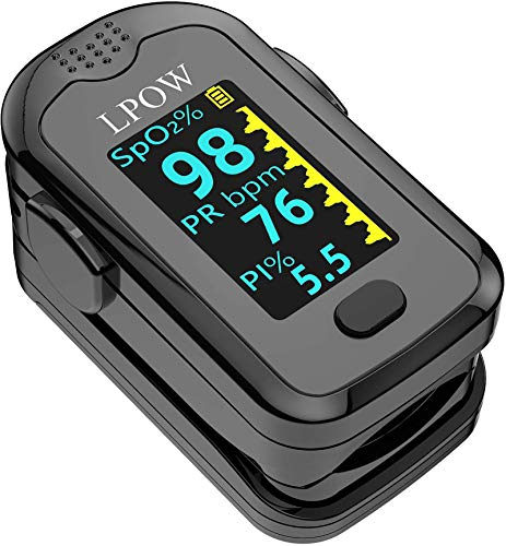 Save 15% on a fingertip pulse oximeter