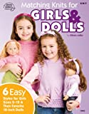Matching Knits for Girls and Dolls, Eileen Adler, 1590121988