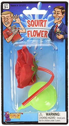 Squirt Flower Novelty Toy