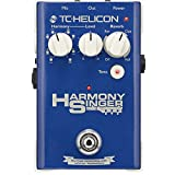 TC Helicon Harmony Singer | Vocal Harmony Tone Reverb Effects Foot Pedal