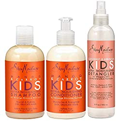 Image of the product Shea Moisture Kids Hair that is listed on the catalogue brand of SheaMoisture.