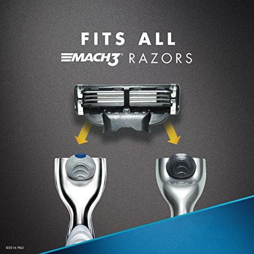 Gillette Mach3 Men's Razor Blade Refills, 12 Count (Packaging May Vary), Mens Razors / Blades