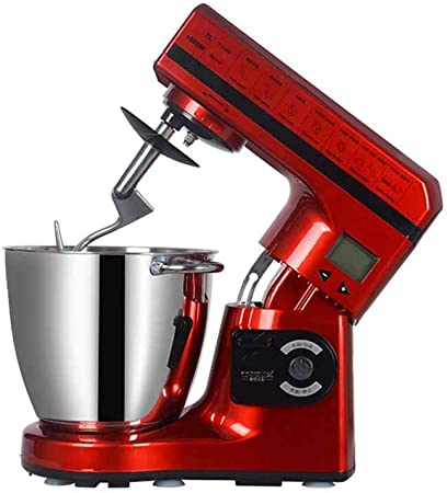 Máquina de cocina multifuncional batidora casera 7L: Amazon.es: Hogar