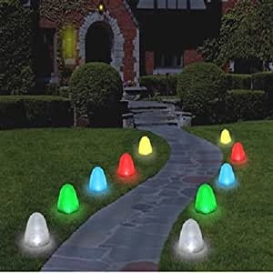 Outdoor Musical Christmas Lights