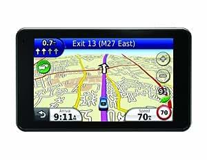 Garmin nüvi 3790LMT - Navegador GPS con mapas de Europa (pantalla táctil de 10,9 cm (4,3 pulgadas), actualización ilimitada de mapas, canal de tráfico TMC Pro, texto a voz, Bluetooth, vista en 3D)