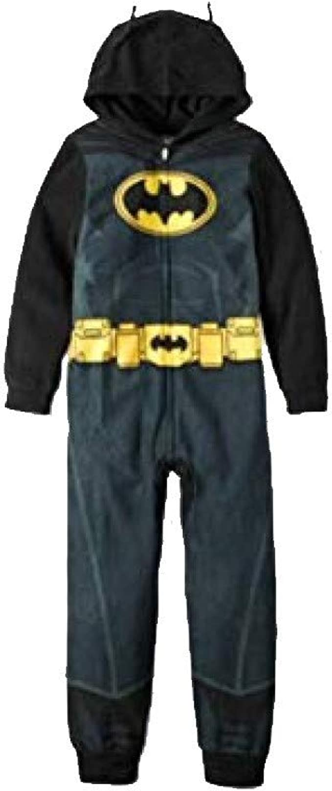 Amazon.com: AME Pijama de Batman con capucha para niño, L 10 ...